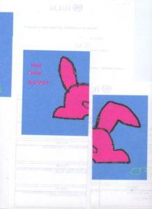 C.C. The Pink Rabbit 2001