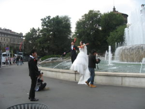 Bride and Photography