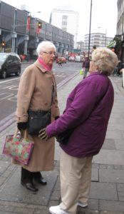 Women Ageing