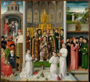 Liturgia cristiana e maschere primitive