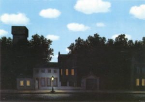 Magritte - luci