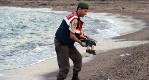 bambino siriano